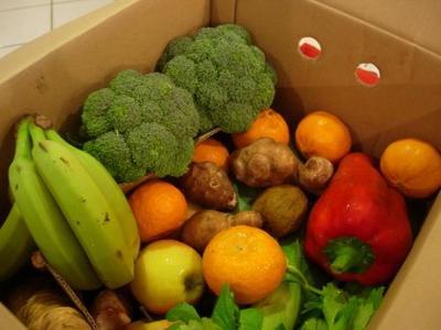 5. Perbanyak Mengonsumsi Sayur & Buah