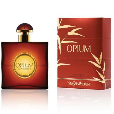 4. Yves Saint Laurent Opium