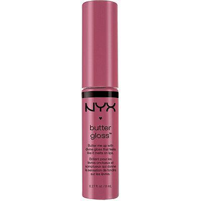 3. NYX Butter Gloss