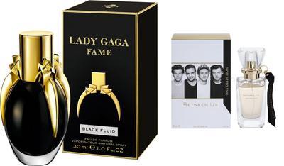 Parfum Keluaran Selebriti yang Wajib Dimiliki