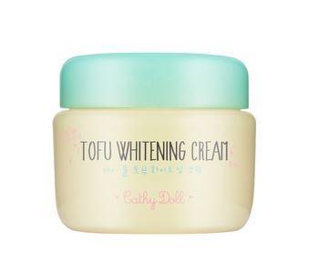 4. Cathy Doll Tofu Whitening Cream