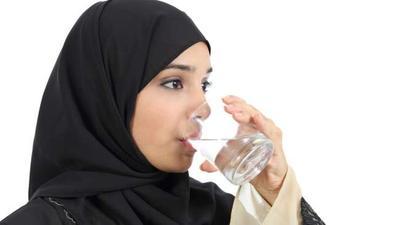 1. Banyak Minum Air Putih