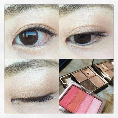 1. Pilih Eyeshadow Bernuansa Nude