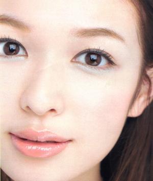 3. Tonjolkan Kesan Bibir Alami