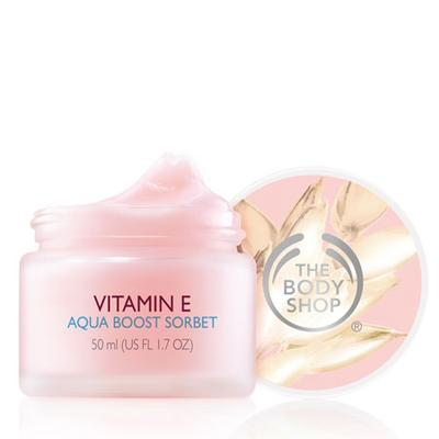 2. Vitamin E Aqua Boost 50 ml