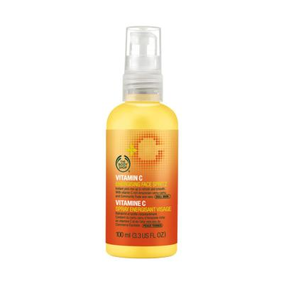3. Vitamin C Energizing Face Spritz