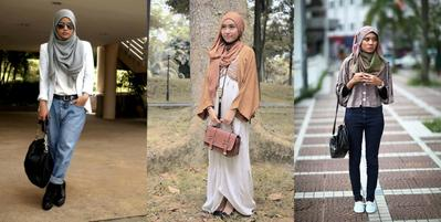 Fashion Item Wajib Untuk Pelengkap Style Hijab Modern