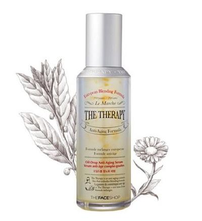 The Face Shop The Therapy Oil-Drop Anti Aging Serum