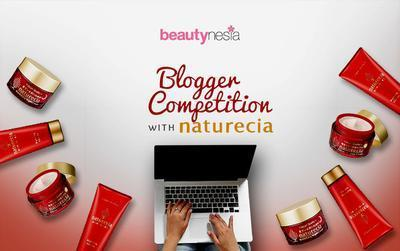 Pengumuman Pemenang beautynesia Blogger Competition with naturecia