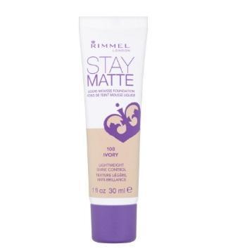 Rimmel Stay Matte Foundation (Ivory)