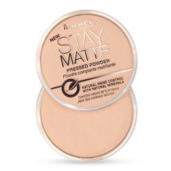 Stay Matte Pressed Powder (Natural)