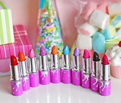 Lipstick Warna Terang