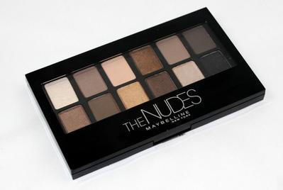Maybelline The Nudes Pallete