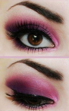 Eyeshadow & Eyeliner