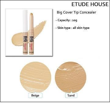 2. Big Cover Stick Concealer