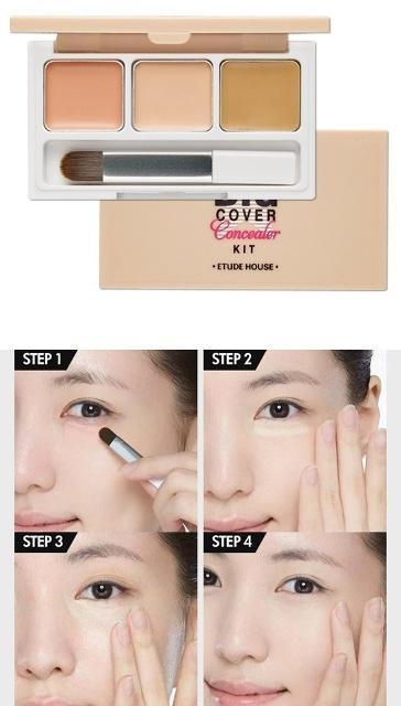 3. Big Cover Concealer Kit