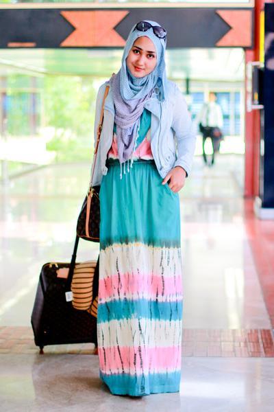 6. Pilih Jilbab yang Nyaman