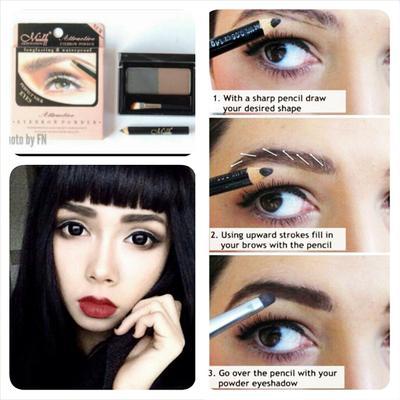 2. Powder Eyebrow