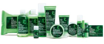 1. The Body Shop