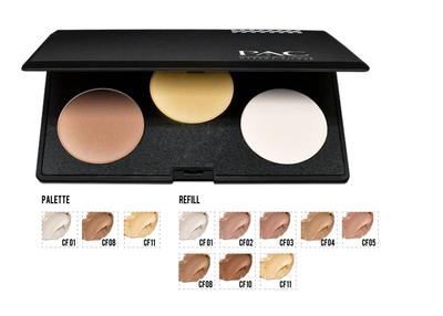 3. PAC Creamy Foundation