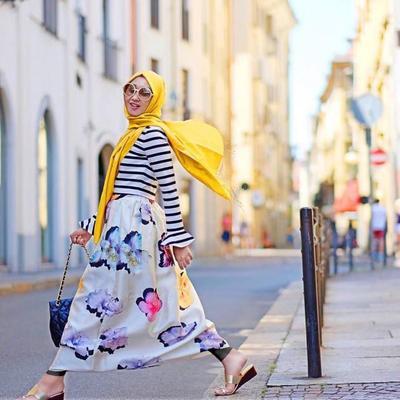 Tips Tampil Cantik & Nyaman Dengan Jilbab Saat Mudik