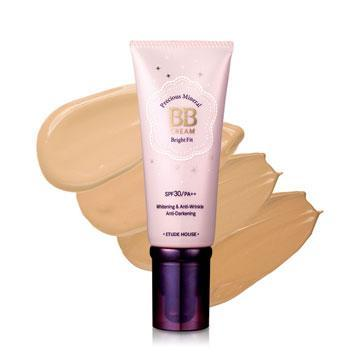2. Etude House Precious Mineral BB Cream Bright Fit