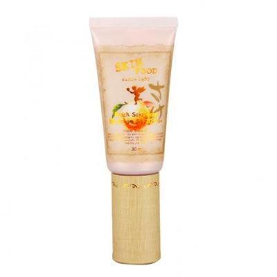 7. Skin Food Peach Sake Pore BB Cream