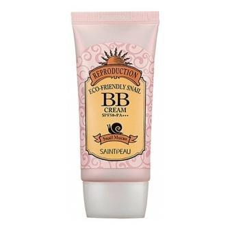 9. Saint Peau Eco-Friendly Snail BB Cream