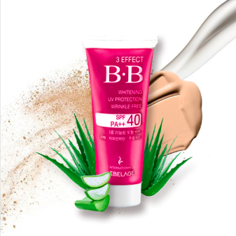 10. Lebelage 3 Effect BB Cream
