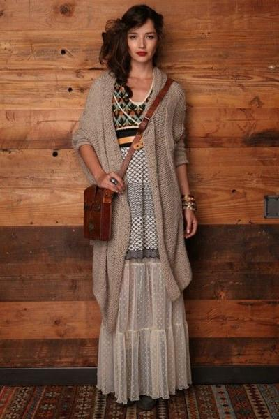 4. Maxi Outfit