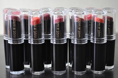 WET N WILD Megalast Matte Lipstick