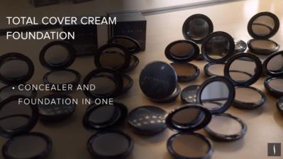 Tutorial Cara Memakai Cream Foundation dari Sephora