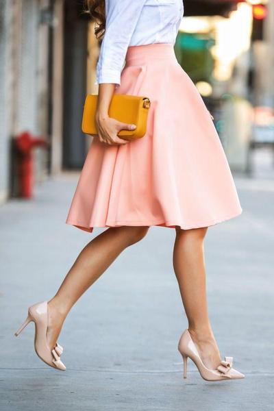 Warna Peach yang Akan Membuat Wanita Semakin Manis