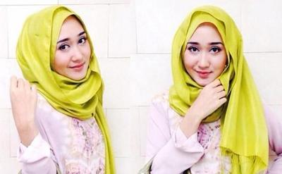 4 Metode Tutorial Hijab Pashmina Simpel