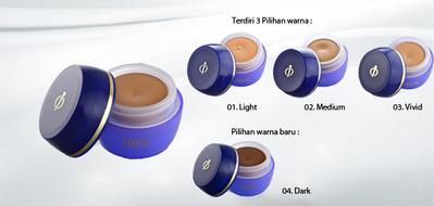 2. Inez Color Contour Plus Correcting Cream
