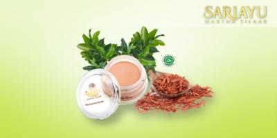 3. Sariayu Krem Alas Bedak Energizing Aromatic
