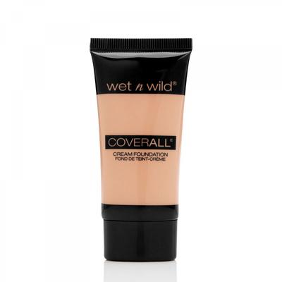 4. Wet n Wild Coverall Cream Foundation