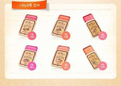 3. Skin Food Fresh Fruit Lip & Cheek Rp90.000