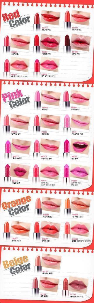 7. Etude House Dear My Blooming Lips Rp100.000