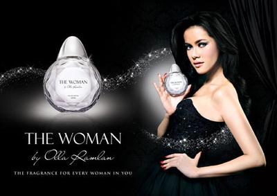 4. The Woman - Olla Ramlan
