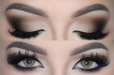 Tutorial Makeup Mata Smokey Eyes
