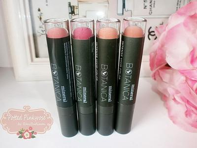 1. Botanica Mineral Soft Matte Lip Cream