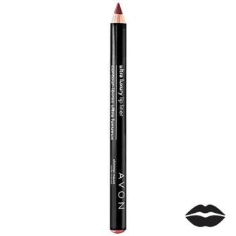 6. Avon Ultra Luxury Lip Liner Rp40.000