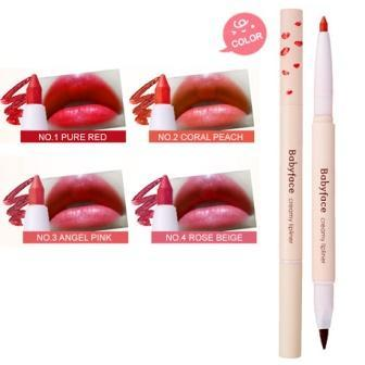8. Its Skin Babyface Creamy Lip Liner Rp30.000