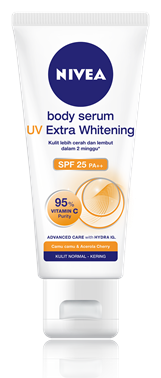 5. Nivea Body Serum UV Extra Whitening
