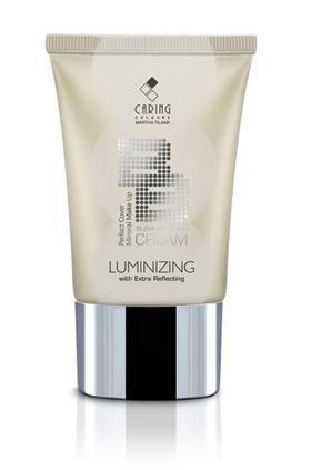 Luminizing Blemless Balm Cream dari Caring Colours