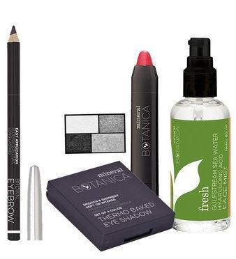 4. Mineral Botanica Package Trend Make Up