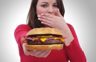 5. Hindari Makanan Berlemak