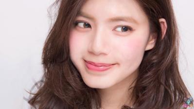 Makeup Bernuansa Brown & Pink untuk Tampil Dewasa ala Jepang