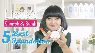 5 Foundation Terbaik Pilihan Lizzie Parra